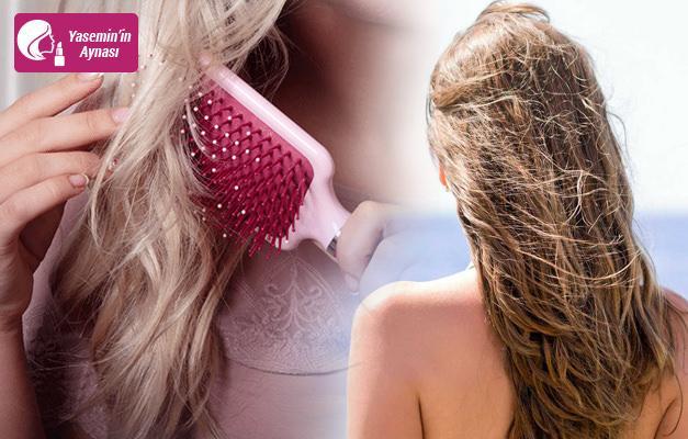 Deniz ve havuz sonrası yıpranan saçlar için bakım önerileri