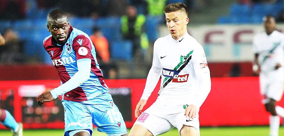 Denizlispor - Trabzonspor! Muhtemel 11'ler