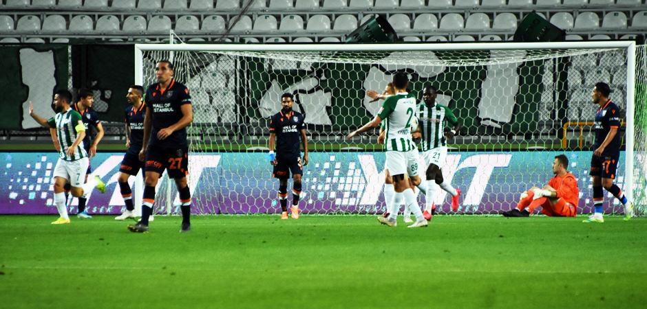 Konya'da inanılmaz maç! Lider kaybetti