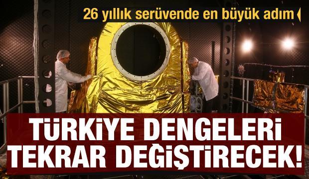 Türkiye gökyüzünde dengeleri değiştirecek! 26 yıllık serüvende en büyük adım
