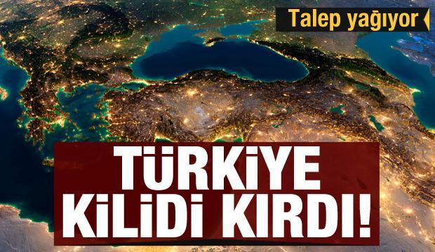 Türkiye kilidi kırdı! Talep yağıyor