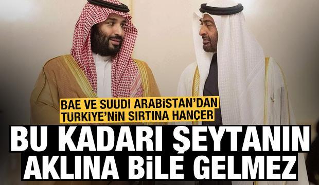 Suudi Arabistan ve BAE'den Türkiye'nin sırtına 'Lübnan' hançeri