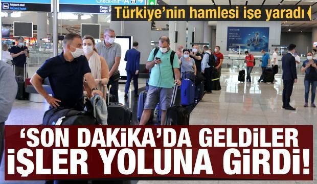 Türkiye'nin hamlesi işe yaradı! 'Son dakika'da geldiler işler yoluna girdi