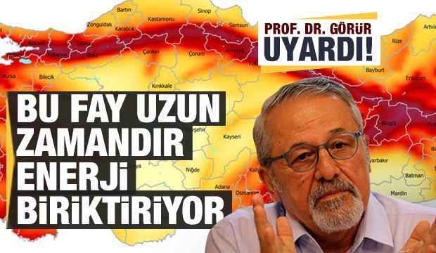 Ünlü profesör Naci Görür'den Malatya depremi sonrası kritik uyarı