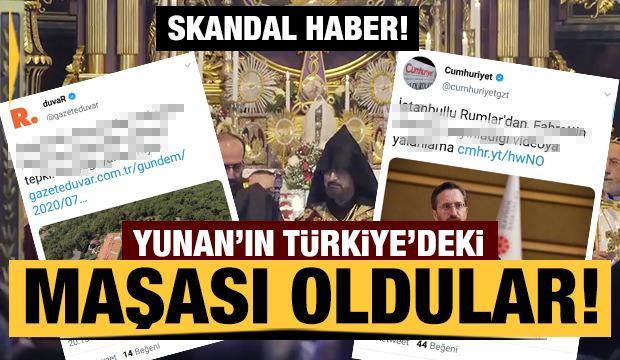 Yunan'ın Türkiye'deki maşası oldular! Atatürkçü dedikleri derneği Atatürk kapatmış...
