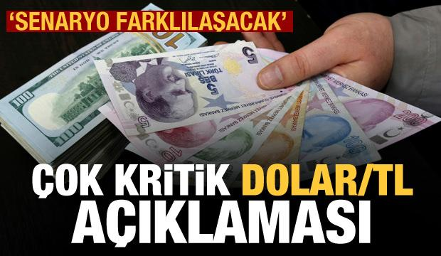 Cüneyt Paksoy: Dolar/TL tarafında senaryo farklılaşacak