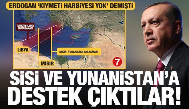 Erdoğan 'Kıymeti harbiyesi yok' dedi! Şer ittifakına o ülkeden destek geldi
