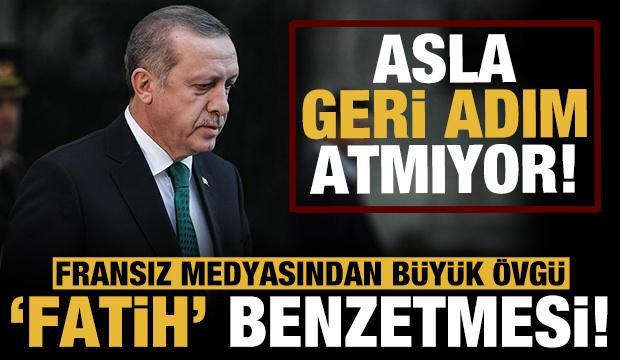 Fransızlar yine manşete taşıdı: Türkiye eski görkemli günlerine dönüyor