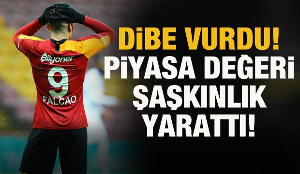 Süper Lig'de piyasa değeri düşen 20 isim!