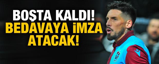 Türkiye'de sözleşmesi biten ve boşta kalan futbolcular