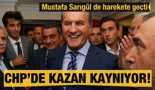 CHP'de kazan kaynıyor! Mustafa Sarıgül de parti kurma kararı aldı