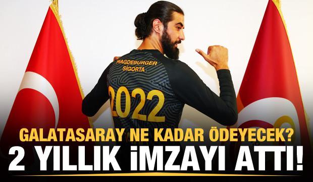 Fatih Öztürk Galatasaray'da!