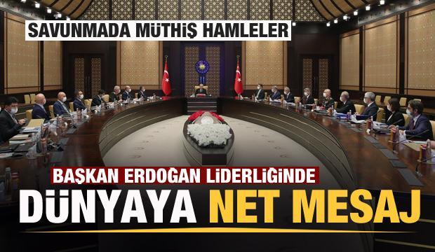 Savunmada son dakika kararları! Türkiye gücüne güç katacak!