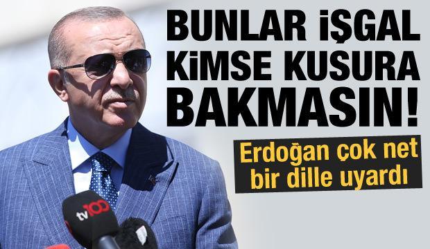 Son dakika! Cumhurbaşkanı Erdoğan'dan net uyarı: Ayder'deki kaçak yapıların hepsi yıkılacak