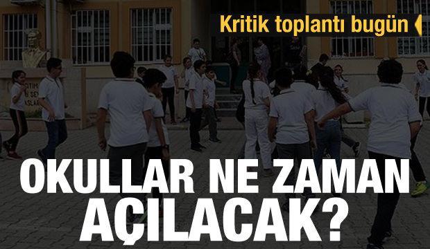 Son Dakika Haberi: Okullar ne zaman açılacak? Tarih belli oluyor...
