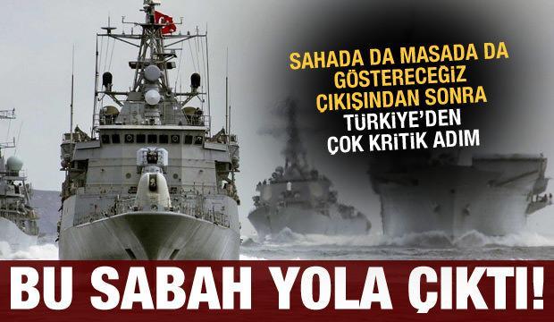 Son dakika haberi: Türkiye Akdeniz'de yeni NAVTEX ilan etti