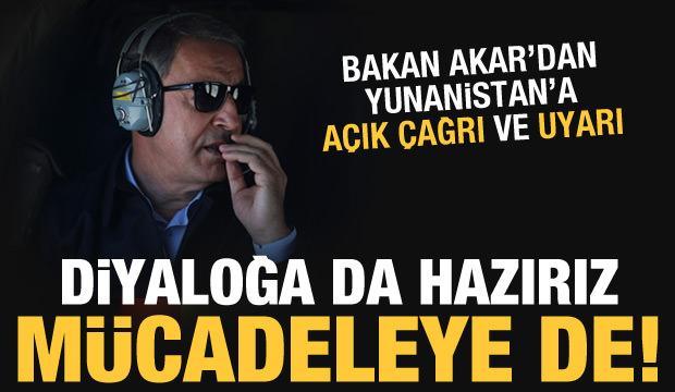 Son dakika haberi: Türkiye'den Yunanistan'a diyalog çağrısı