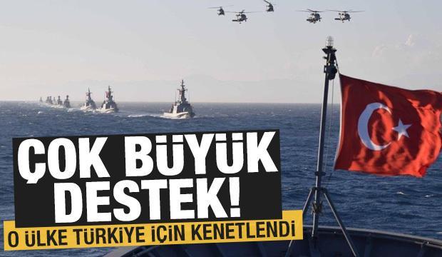Türkiye için kenetlendiler: Türkiye yalnız değildir