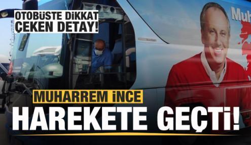 CHP ile ipleri koparan Muharrem İnce harekete geçti!