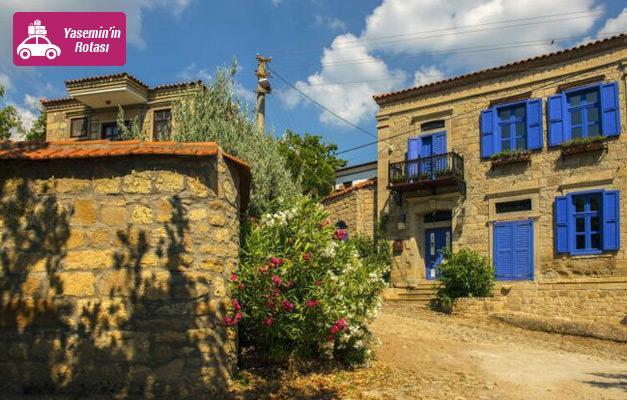 Türkiye'nin en iyi korunmuş köyü Adatepe