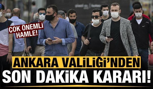 Ankara Valiliği esnek mesai esaslarını belirledi!