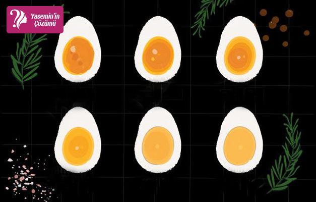 Rafadan yumurta kaç dakikada kaynar?