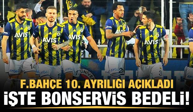 Fenerbahçe, Jailson'un ayrılığını KAP'a bildirdi