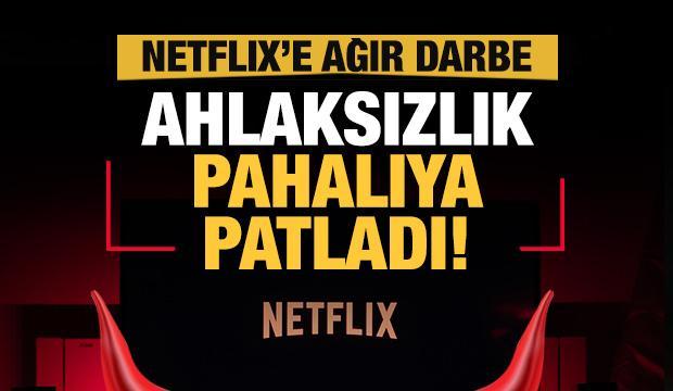Netflix'e ağır darbe: Ahlaksızlık pahalıya patladı