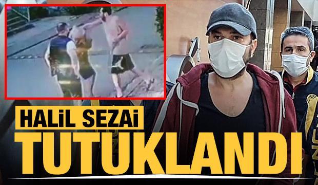 Son Dakika: Halil Sezai tutuklandı