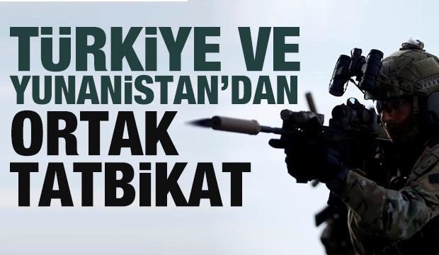 Son dakika... Türkiye, Yunanistan ve 4 ülkeden ortak tatbikat