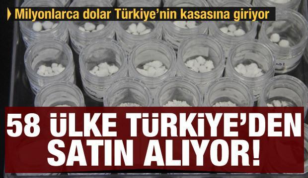58 ülke Türkiye'den satın alıyor, milyonlarca dolar Türkiye'nin kasasına gidiyor