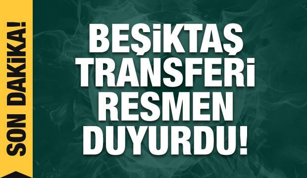 Aboubakar için resmi duyuru!