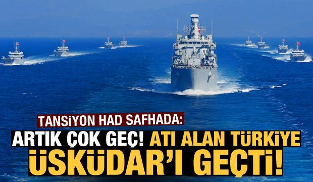 Ata Atun: Artık çok geç! Atı alan Türkiye Üsküdar'ı geçti