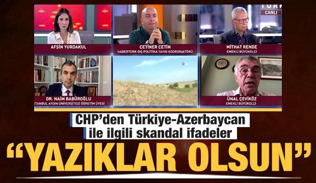 CHP Genel Başkan Yardımcısı Ünal Çeviköz'den skandal ifadeler!