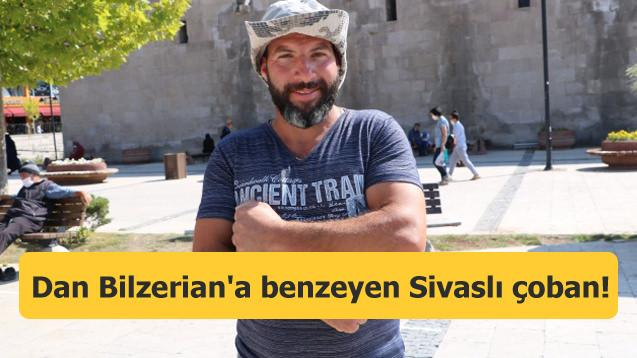 Dan Bilzerian'a benzeyen Sivaslı çoban!