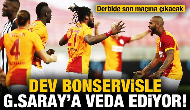 Dev bonservisle G.Saray'a veda ediyor!