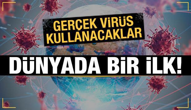 Dünyada bir ilk! Gerçek virüs kullanacaklar (25 Eylül 2020 Günün Önemli Gelişmeleri)