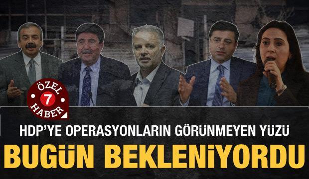 HDP'li isimlere 6-7 Ekim operasyonu: O gün bugün, Türkiye kirli plana dur diyor
