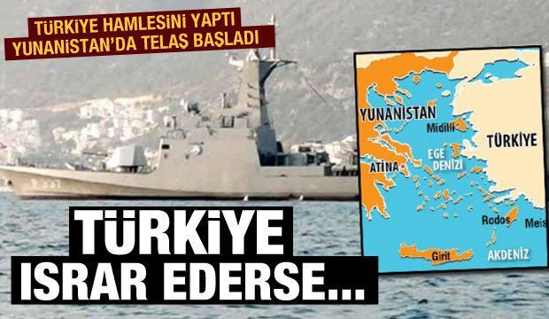 MGK kararları korkuttu: Yunanistan'da adalar telaşı