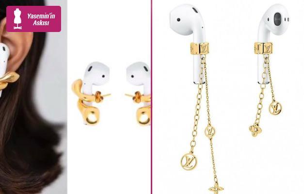 Moda dünyasının yeni trendi EarPods aksesuarlar