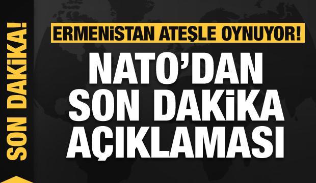 NATO'dan Azerbaycan ve Ermenistan açıklaması