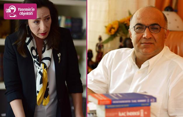 Prof. Dr. Arif Verimli'den 'Kırmızı Oda' yorumu! 'Şu mimikleri yaparsam...'