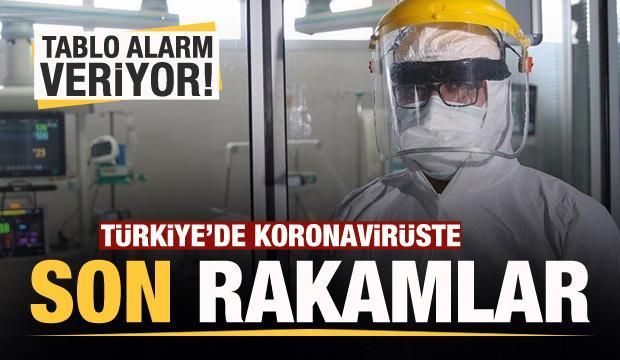 Son dakika haberi: 21 Eylül koronavirüs tablosu! Vaka, ölü sayısı ve son durum açıklandı