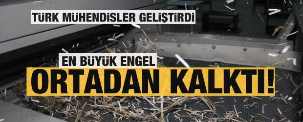 Türk mühendisler geliştirdi! En büyük engel ortadan kalktı