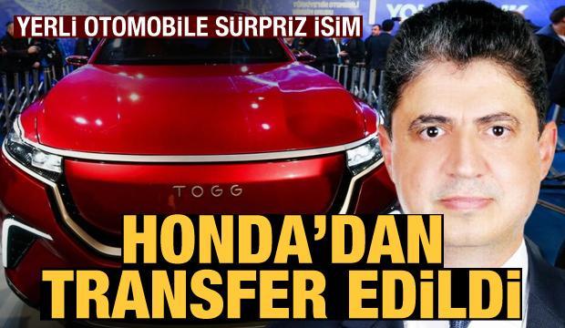 TOGG'dan resmi açıklama: Yerli otomobile Honda'dan bomba transfer