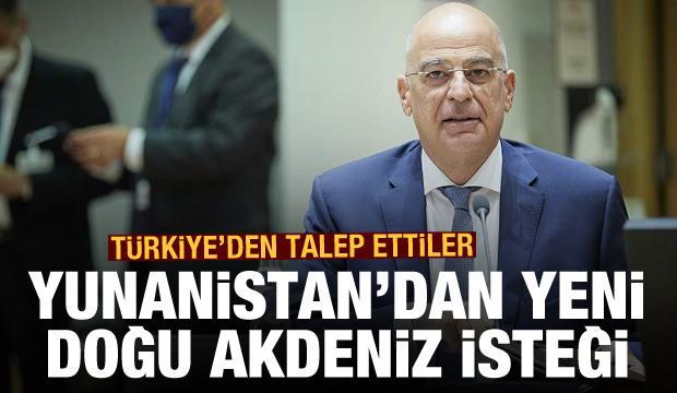 Yunanistan'dan yeni Doğu Akdeniz isteği! Türkiye'den talep ettiler