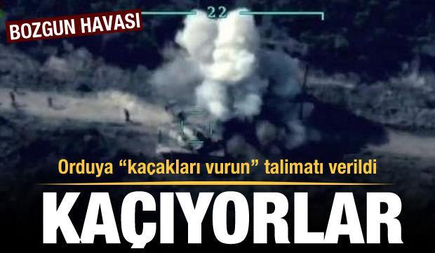 Azerbaycan ordusu işgal bitene kadar durmayacak: Kaçıyorlar!