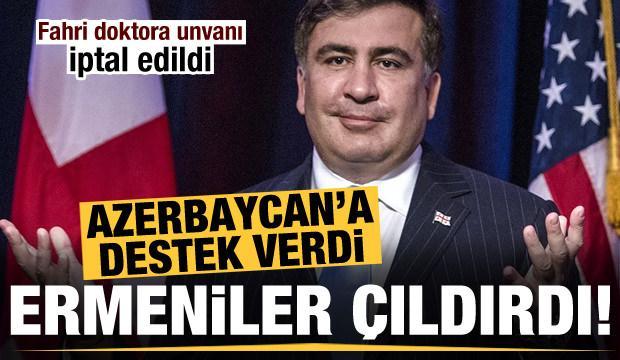 Azerbaycan'a destek verdi, Ermeniler çıldırdı!