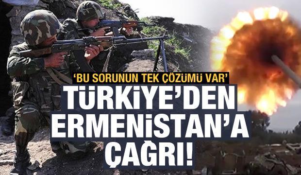 Dışişleri Bakanı Çavuşoğlu'ndan son dakika açıklamalar