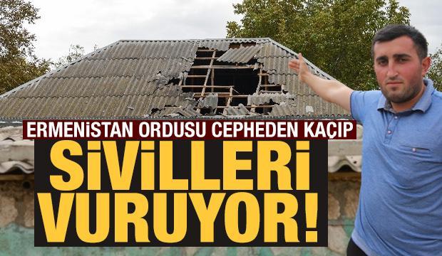 Ermenistan ordusunun hedefi: Siviller!